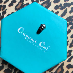Origami Owl Jewelry - 5 for $19 Origami Owl Microphone Retired 2J